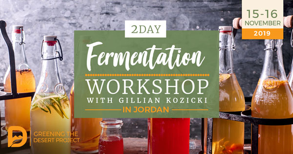 Fermentation Workshop Course With Gillian